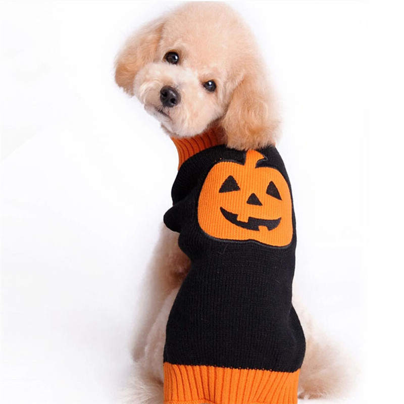 High Quality Winter Dog Sweater Halloween Keep Warm Products Adidog Pet Clothes Factory Produce